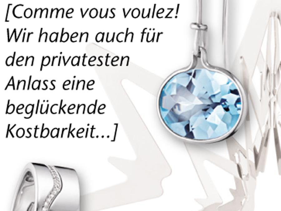 Juwelier Zaun im 2. Quartal