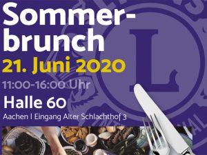 Sommerbrunch 2020