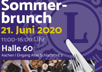 Sommerbrunch 2020