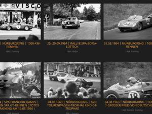 Autorennen in den 1960ern