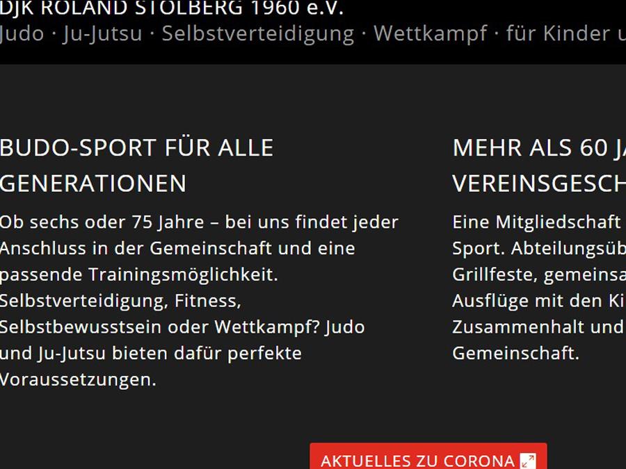 Budo-Sport in Stolberg