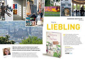 Buch: Glücksorte in Aachen