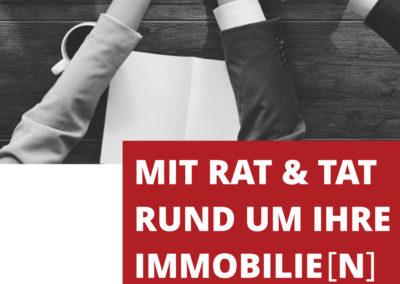 Haus- und Grundbesitzerverein mit neuem Image-Folder