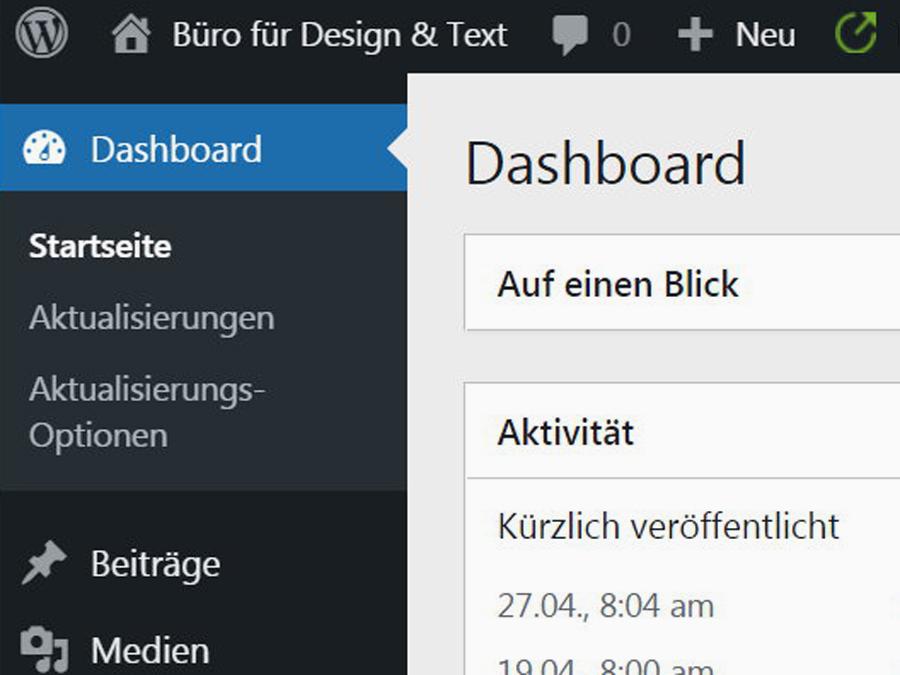 Entscheidungshilfe Webdesign(er)